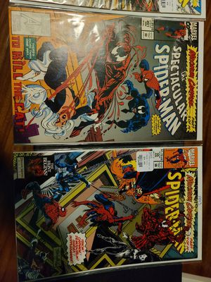 Spiderman maximum carnage issues for Sale in Los Angeles, CA