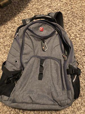 SwissGear 1900 Scansmart TSA Laptop Backpack for Sale in Seattle, WA