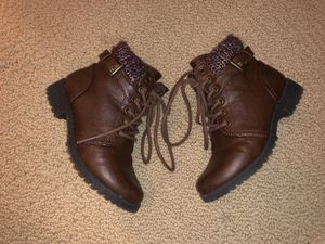 Girls toddler boots size 9c for Sale in Aurora, CO