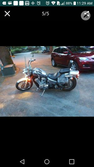 2004 Honda Shadow vlx 600 Deluxe for Sale in Puyallup, WA