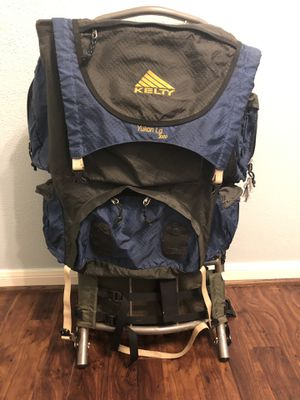 Kelty Yukon Lg 3000 hiking backpack for Sale in Porter, TX
