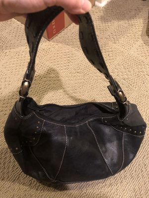Fossil Black Leather Hobo Bag for Sale in New Albany, OH