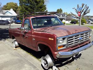 1984 F-150 must tow for Sale in Vallejo, CA