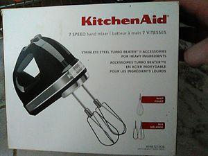Kitchen aid mixer for Sale in Houston, TX