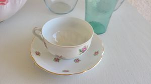 English Regency teacup and saucer for Sale in Yorba Linda, CA