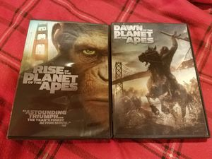 Planet of the Apes Trilogy for Sale in Providence, RI