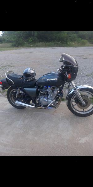 86 Suzuki 850 (clean title) for Sale in Nashville, TN