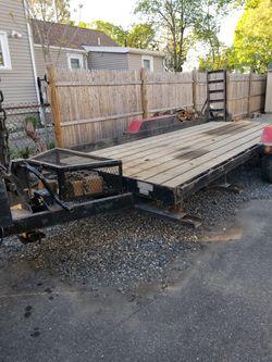 bobcat trailer for Sale in Lynn,  MA