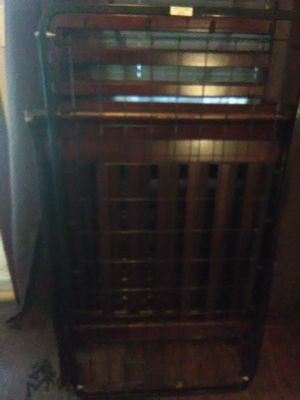 Crib with mattress for Sale in Moline, IL