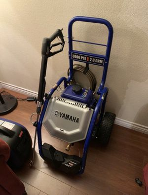 Brand New Yamaha Pressure Washer 3000 psi for Sale in Glendale, CA