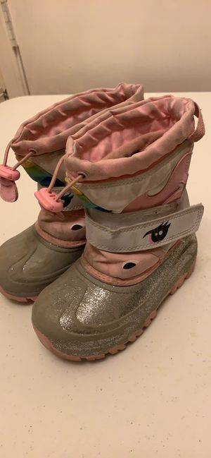 Girls size 12 boots for Sale in Hoffman Estates, IL