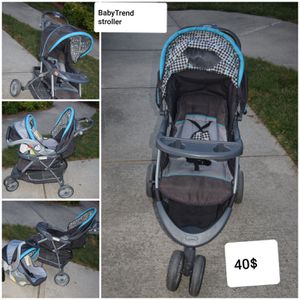 Stroller and car seat for Sale in Charlotte, NC