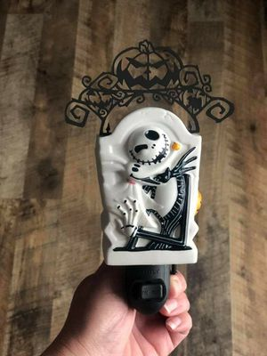 Nightmare Before Christmas Mini Warmer for Sale in El Paso, TX