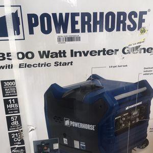Generador POWER HORSE for Sale in Miami, FL