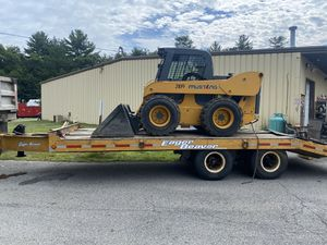 2007 mustang 2109 skid steer ready to work for Sale in Danville, NH