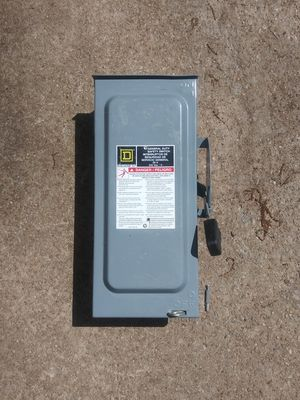 Safety Switch for Sale in Atlanta, GA