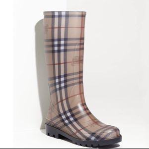Burberry Rain Boots for Sale in Cherry Hill, NJ