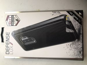 DEFENSE LUX .case for Samsung galaxy S9 plus (new for Sale in Taylorsville, UT