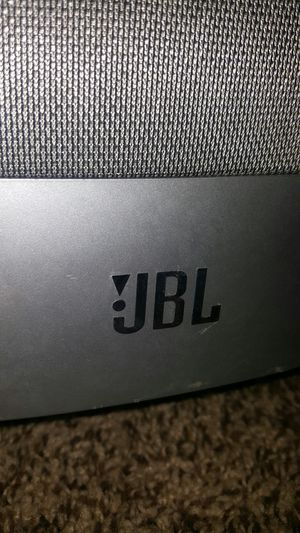 Jbl subwoofer to add surround sound to anything for Sale in Wichita, KS
