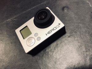 GoPro Hero 3+ / with waterproof case for Sale in Novato, CA