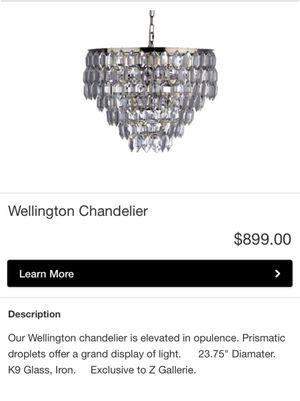 Chandelier- still in box for Sale in Portland, OR