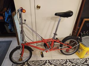 Dahun california folding bike for Sale in Laurel, MD