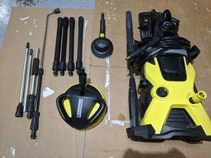 Karcher K5 2000 psi electric pressure washer with accessories for Sale in Atlanta, GA