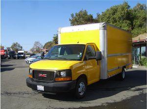 2015 GMC Savana Commercial Cutaway Van Cab-Chassis 2D for Sale in Hayward, CA
