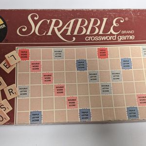 Vintage Scabble Game for Sale in Camp Pendleton North, CA