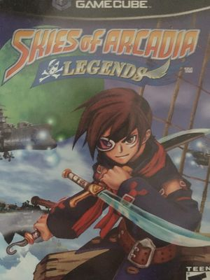 Skies of arcadia gc for Sale in University Place, WA