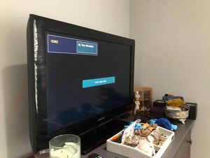 Samsung 32inches TV with remote control and HDMI ports for Sale in Washington, DC