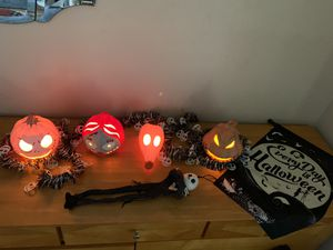 Nightmare before Christmas collection for Sale in Aptos, CA