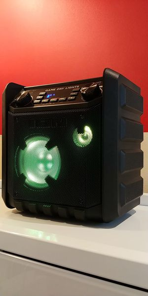 Ion Game Day Lights - Portable Wireless Bluetooth Power Speaker for Sale in Bellevue, WA