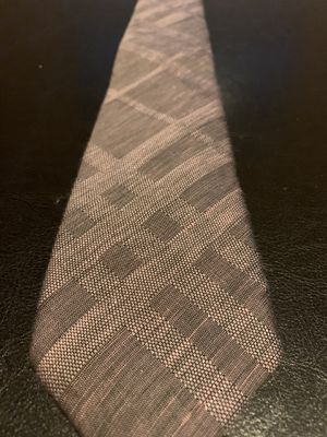 Burberry Plaid Tie for Sale in Houston, TX