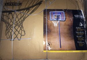 "Lifetime 44"" Basketball Hoop for Sale in Rowlett, TX"