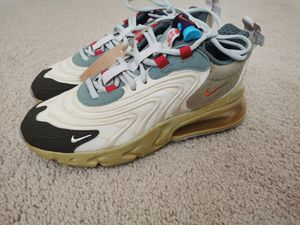 Nike Air Max 270 React ENG Travis Scott Size 7 for Sale in Lawrenceville, GA