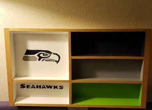 Seahawks display tray for Sale in Olympia, WA