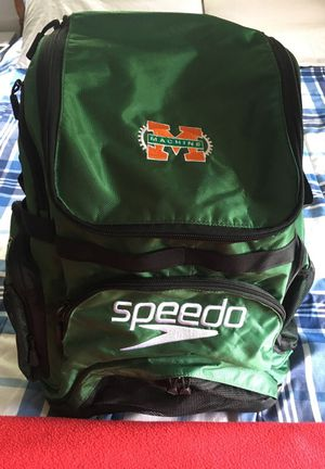 Large speedo backpack new for Sale in Springfield, VA