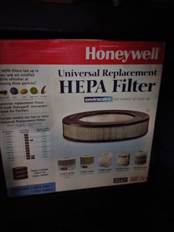 Universal replacement HEPA filter for Sale in Washington,  DC