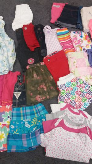 Baby girl 12-18mo summer clothing, excellent bundle, name brand clothing in wonderful condition!! $25 for Sale in Monroeville, PA