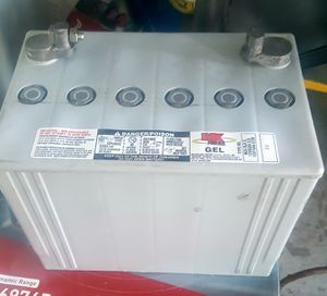 MK Powered Gel Battery for Car Audio or ???? for Sale in South San Francisco, CA