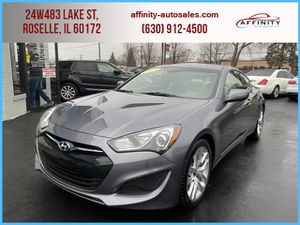 2013 Hyundai Genesis Coupe for Sale in Roselle, IL