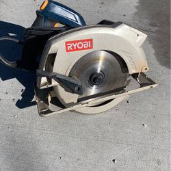 Ryobi Corded Power Saw for Sale in Aurora,  CO