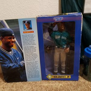Vintage Ken Griffey Jr. Starting Line Up for Sale in Burleson, TX