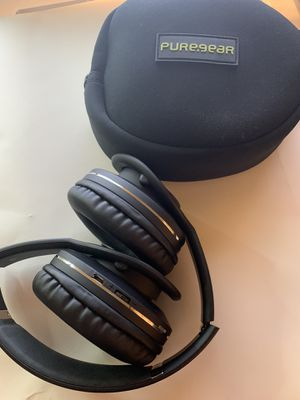 PureGear PureBoom Wireless Bluetooth 4.1 Headphones for Sale in Chino Hills, CA