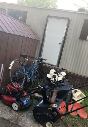 Garage sell motor bikes an more for Sale in Ferndale, MI
