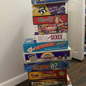 Games-Board Games for Sale in Fort Lauderdale, FL
