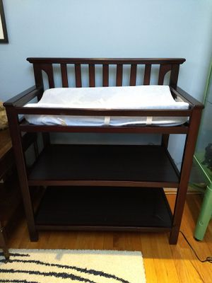 Changing table, pad, cover for Sale in UNIVERSITY PA, MD