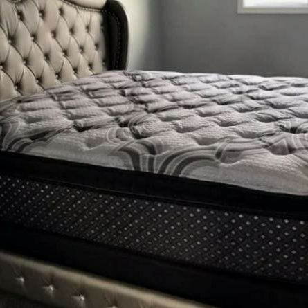 Brand New & In Plastic from Factory King Mattress