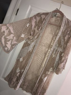 Fully beaded cardigan for Sale in West Bloomfield Township, MI